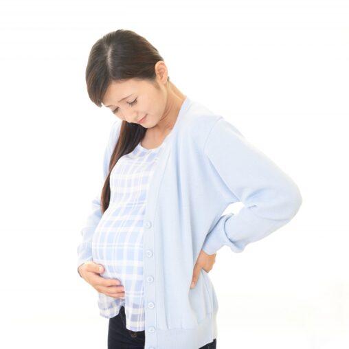 妊娠中の腰痛(妊婦)