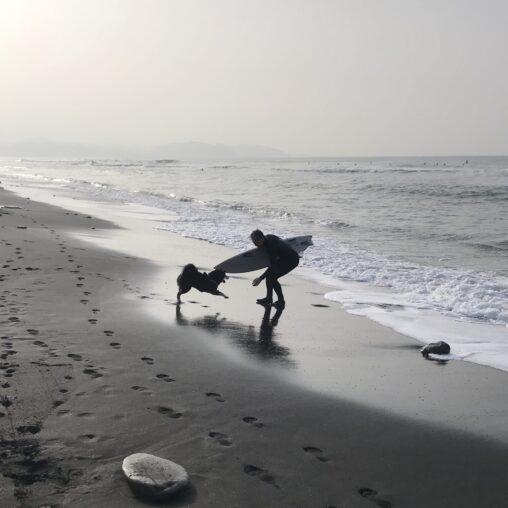 サーファーの肩の痛み